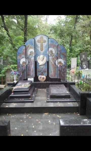Гранитные памятники в Одессе. Галерея, фото 4