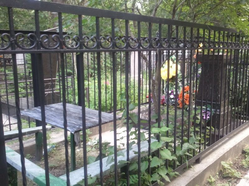 Изготовление оград в Одессе. Галерея, фото 5